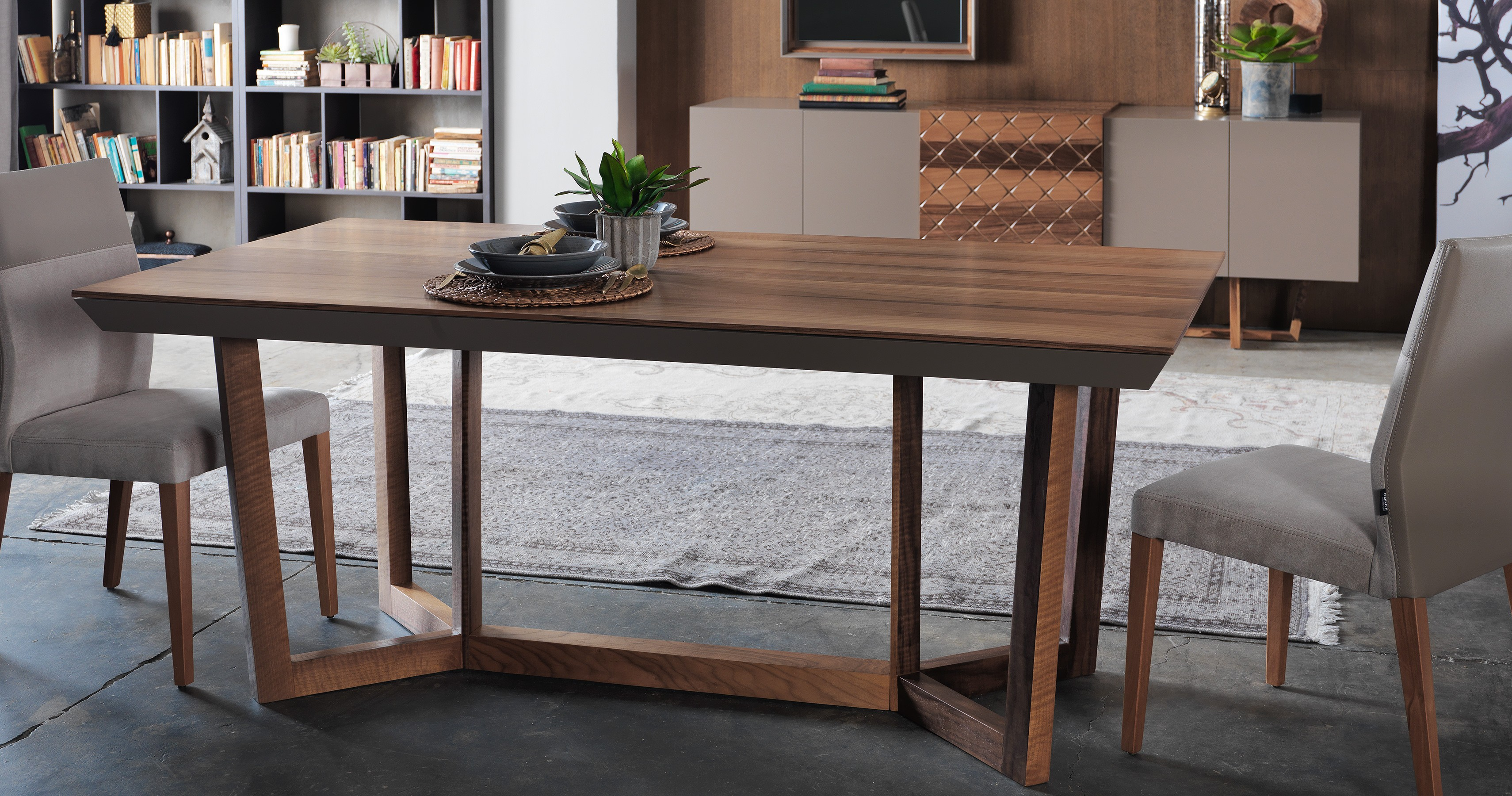 MARTIN DINING ROOM CONSOLE WITHOUT MIRROR