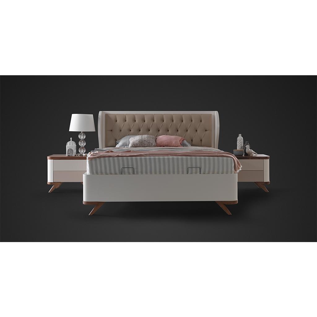 SOLO SCHLAFZIMMER KOMMODE + SPIEGEL – Saloni – Luxus Möbel für jeden!